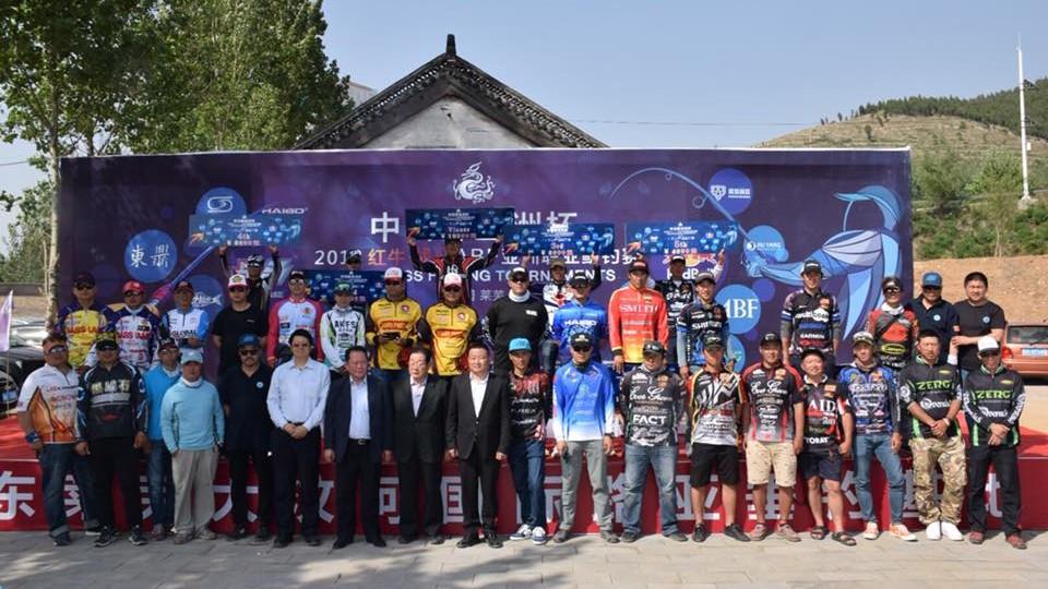 日中韓アジアバスプロCUP / ジャッカルチームメンバーが活躍。