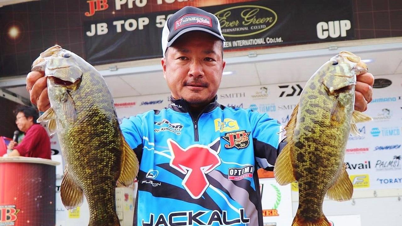JB TOP50福島県・桧原湖戦(川口直人)