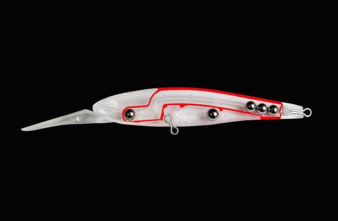 3連重心移動システムを採用。