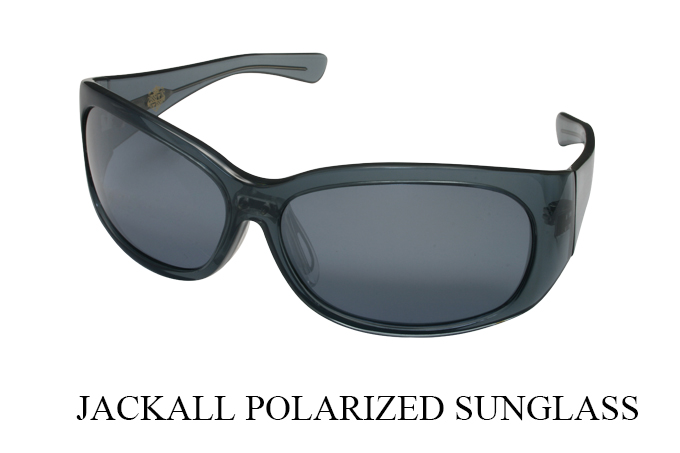 JACKALL POLARIZED SUNGLASS DEBUT‼