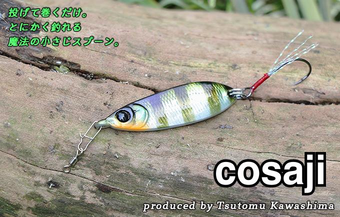 とにかく釣れる魔法の小さじスプーン