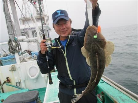 ヒトツテンヤタックルで楽しむワームのマゴチ釣り