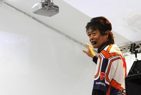 加藤誠司プロのセミナーが終了しました。