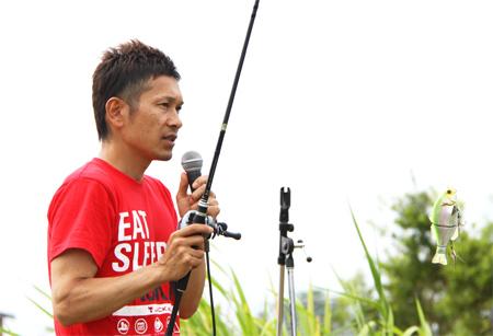 9/28(日)キャスティング南柏店で川島勉プロイベント開催。