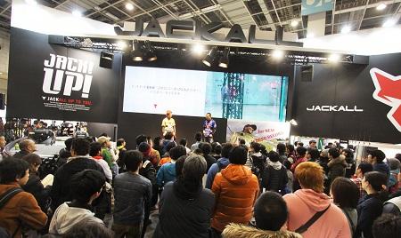 """FISHING SHOW OSAKA2015″ 最終日スタートしました。"