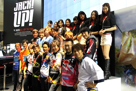 """FISHING SHOW OSAKA2015""終了しました。"