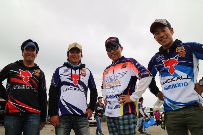 JB TOP50霞ヶ浦水系戦速報/ジャッカルチームが1~4位独占で最終日へ‼︎