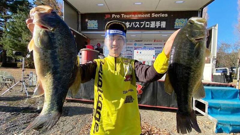 JBバスプロ選手権にて藤田京弥プロが準優勝!