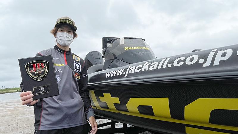 【JB TOP50遠賀川戦 DAY-2】藤田京弥プロが準優勝に