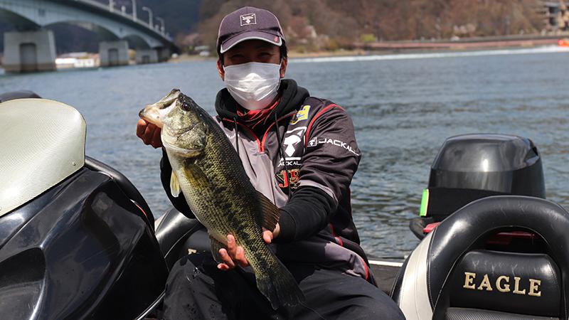 JAPAN SUPER BASS CLASSIC 2020/藤田夏輝プロ 4位入賞
