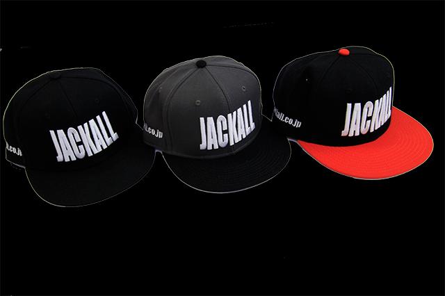 FLAT VISOR CAP JACKALL