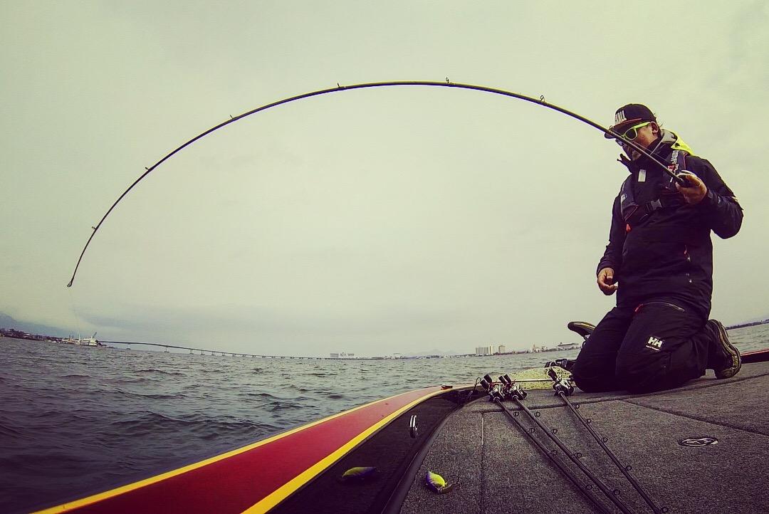 釣れる人、釣れない人