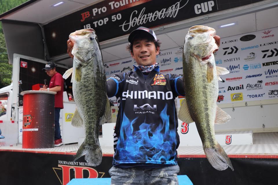 JB TOP50七色ダム戦/早野プロ3位入賞