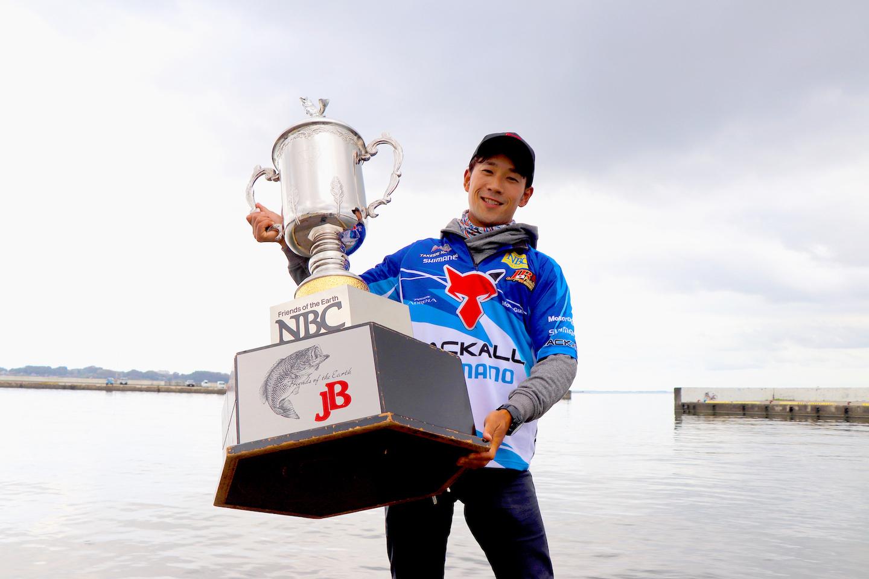 JB TOP50ワールドチャンピオン獲得!