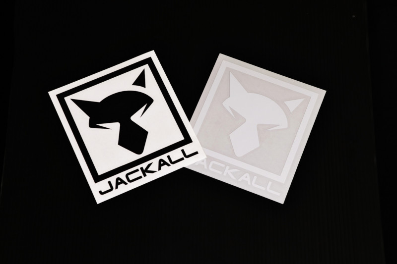 JK CUTTING STICKER SQUARE