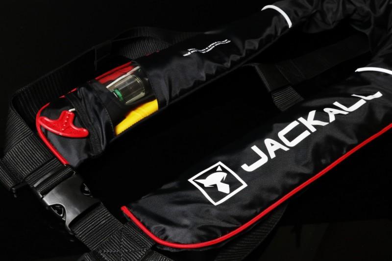 自動膨張式ライフジャケット JK2520RS