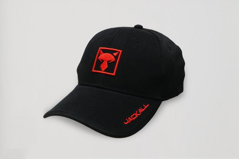 JACKALL SQUARE LOGO CAP