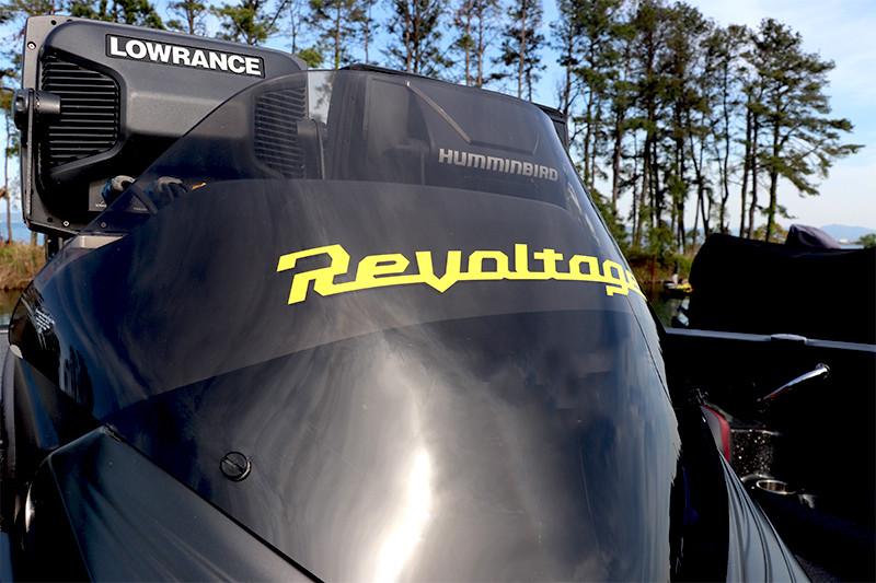 【Revoltage】リボルテージカッティングステッカー