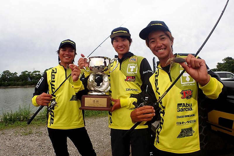 【JB TOP50】藤田京弥プロがトップカテゴリーシリーズ2勝目を飾りました