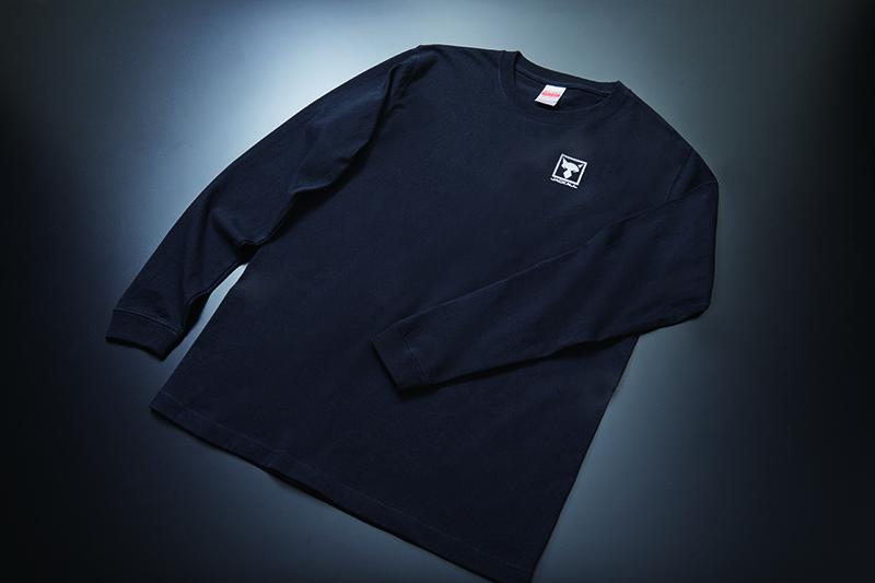 Long sleeve T-shirt/ロングスリーブ Tシャツ