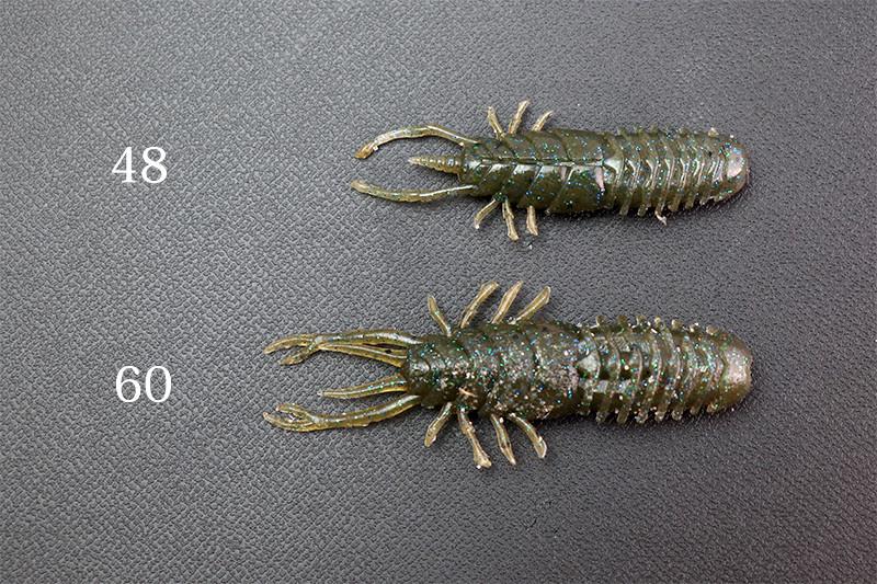オリジナルサイズとの全長比較