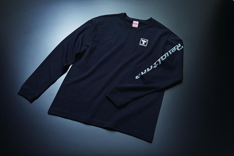 Revoltage Long sleeve T-shirt/リボルテージ ロングスリーブ Tシャツ