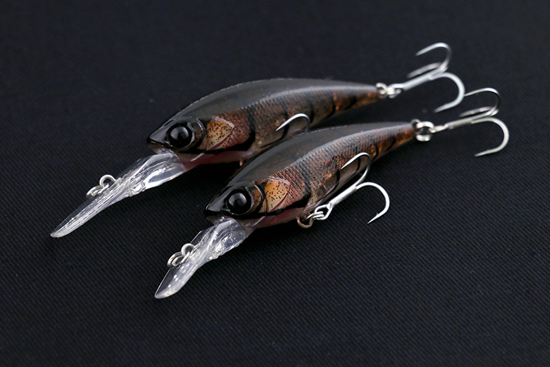 【2020 NEW COLOR】D-BILL SHAD / Dビルシャッド