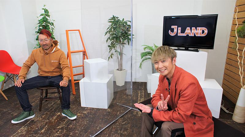 """3/27 PM18:30~ 釣りビジョン""""J LAND""""が放映"""