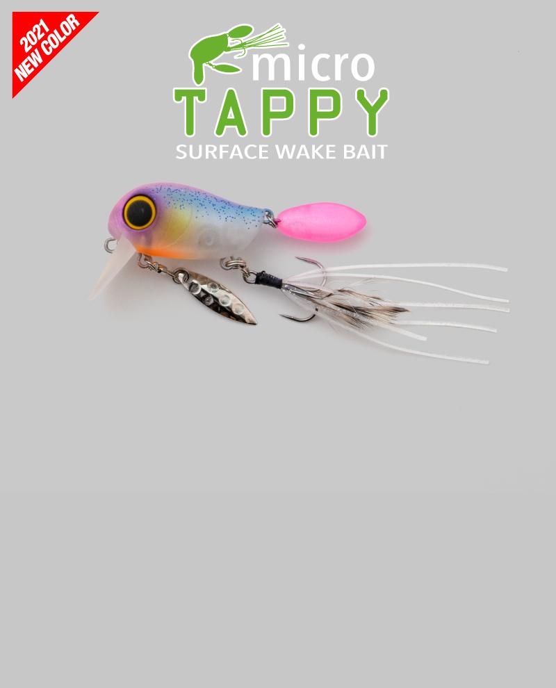 マイクロタッピー 【2021 NEWカラー】MICRO TAPPY / マイクロタッピー