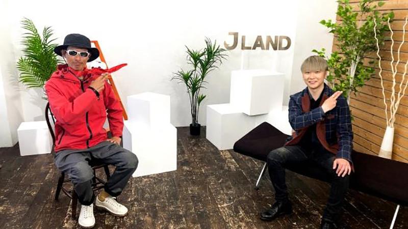 """4/23 PM18:30~ 釣りビジョン""""J LAND""""が放映されます"""