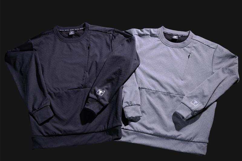 FIELD TECH SWEAT SHIRT/フィールドテックスウェットシャツ