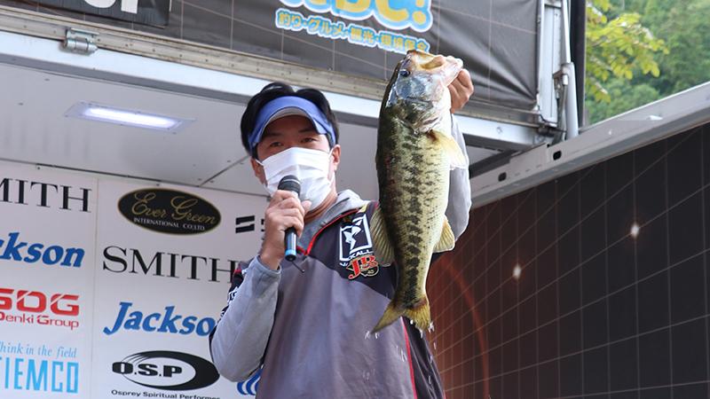 JB TOP50七色ダム戦最終結果/横山プロ12位、藤田京弥プロ28位でフィニッシュ