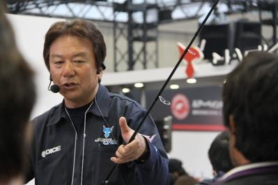 国際フィッシングショー2013ご来場御礼!!