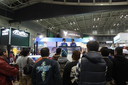 """本日、""""ジャパンフィッシングショー2015″最終日となります。"""