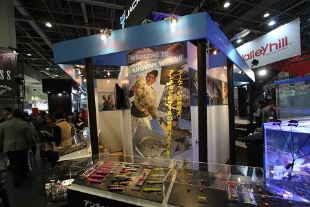 """FISHING SHOW OSAKA 2015″業者日がスタートしました。"