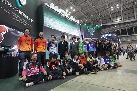 """""""ジャパンフィッシングショー2016″終了致しました。"""