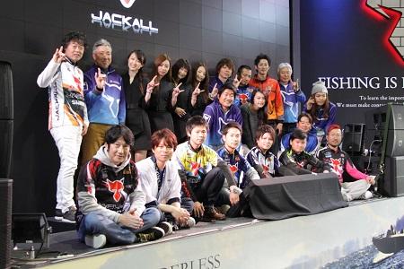 """""""フィッシングショーOSAKA 2016"""" が終了致しました。"""