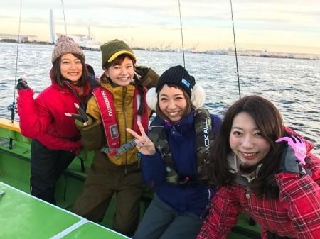 横浜 シーバスジギング