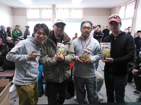 第2回 太刀魚トーナメント「しまなみカップ」に参加