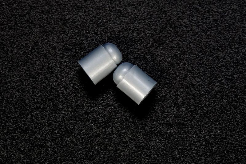 バックファイヤ―キャップ付属