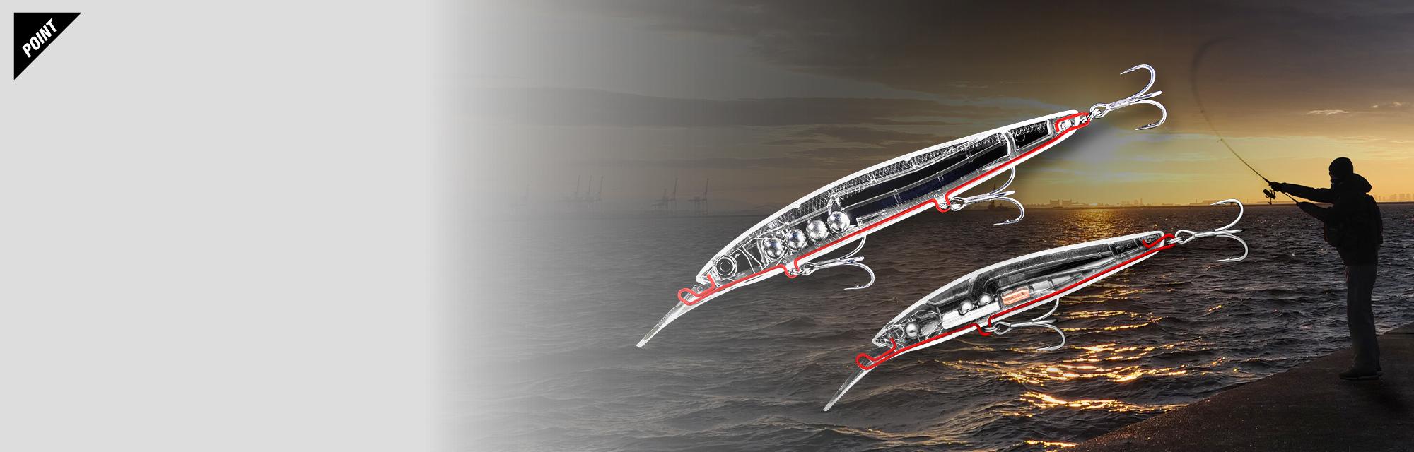 ビッグバッカーワンガンミノー 【2021 NEW MODEL】BIGBACKER WANGAN MINNOW / ビッグバッカー湾岸ミノー