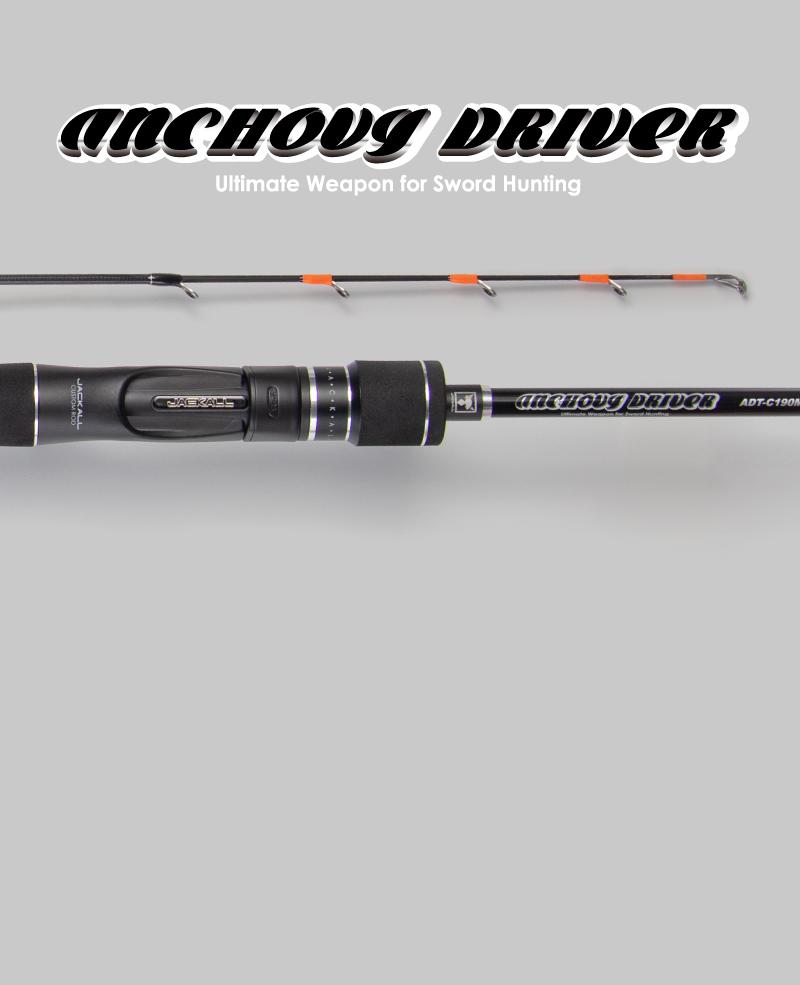 【2021 NEW MODEL】ANCHOVY DRIVER TACHIUO TENYA / アンチョビドライバータチウオテンヤ