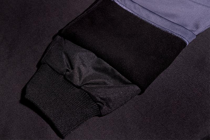 裾の内側リブ