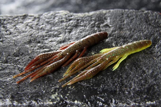 Waver Shrimp3.5″ Salt ver.