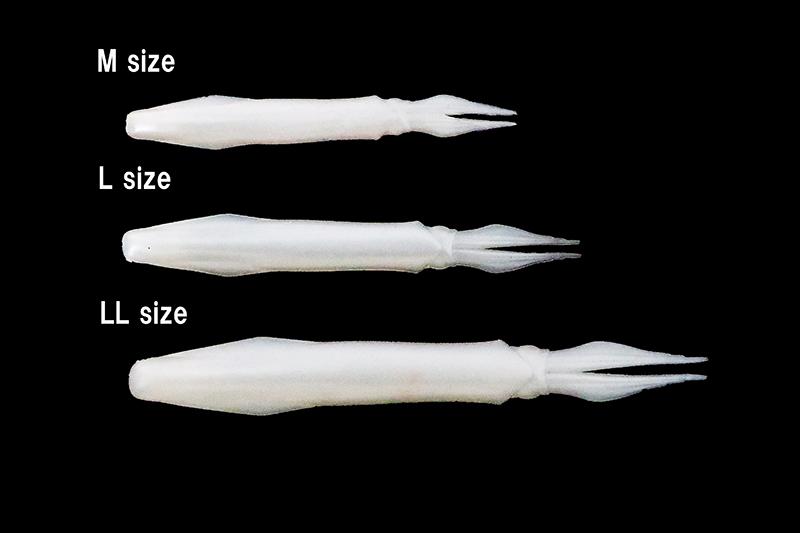 使い分けれる3サイズ