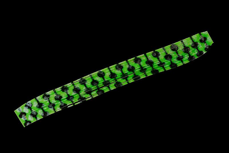シマシマグリーン