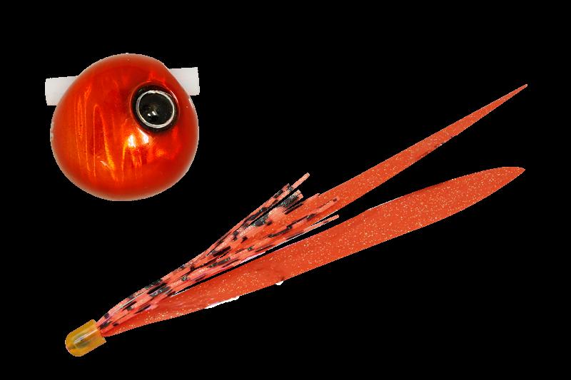 レッドオレンジ/オレンジゴールドT+