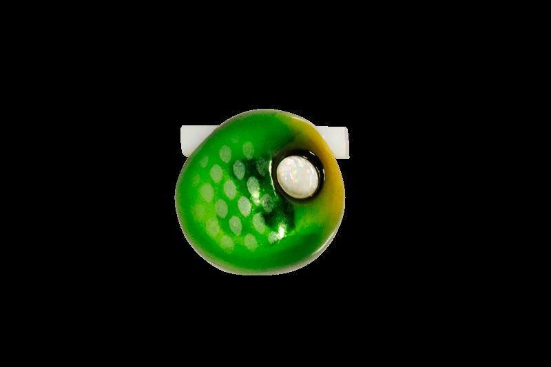 メタルグリーン