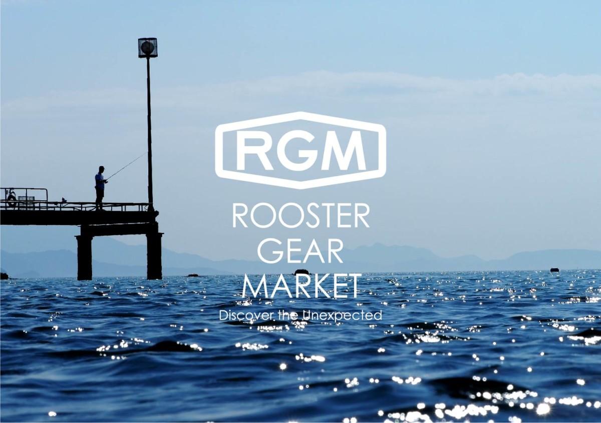 ROOSTER GEAR MARKET 公式WEBサイト リニューアルオープン
