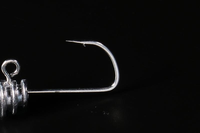 特殊形状フック